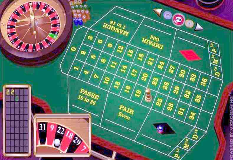roulette demo play online